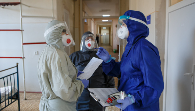 COVID-19 en Ucrania: 2.075 nuevos casos confirmados en las últimas 24 horas