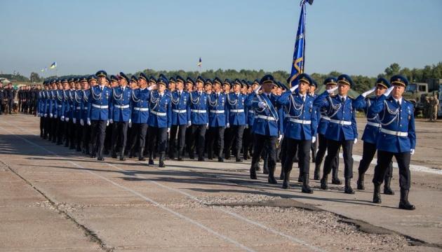МВС показало репетицію параду до Дня Незалежності
