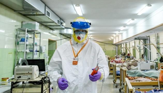 У Києві зафіксували 446 нових випадків коронавірусу