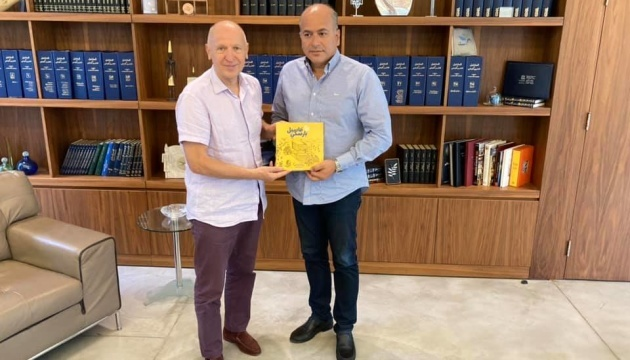 Lebanon's Byblos city to organize festive events to mark Ukraine's independence – embassy