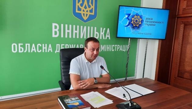 Сергій Борзов: На Вінниччині до Дня Незалежності відкриють 5 об'єктів «Великого будівництва»