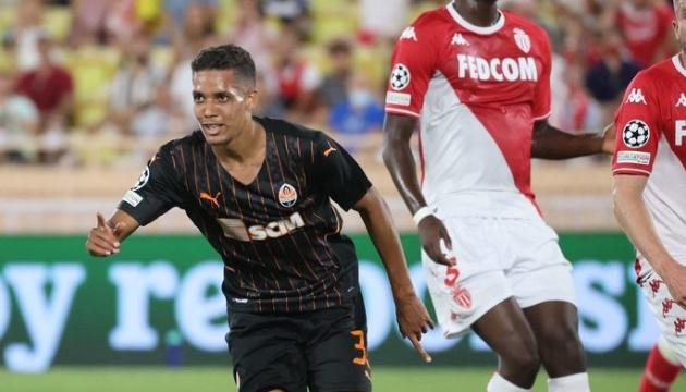 Ligue des Champions : L'AS Monaco s'est incliné face au Chakhtar Donetsk (0-1)