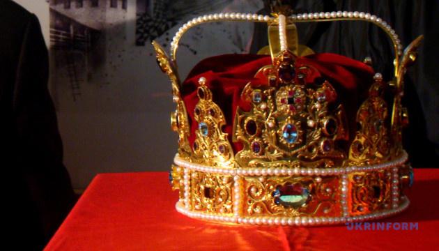 У Києві показали 3D-модель корони Данила Галицького