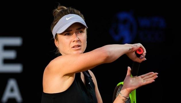 Рейтинг WTA: Свитолина потеряла четвертое место, Калинина - впервые в топ-60