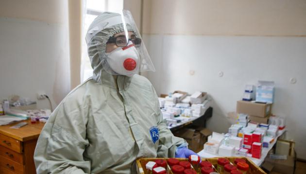 Coronavirus en Ukraine : 9 666 nouveaux cas de contamination en 24h