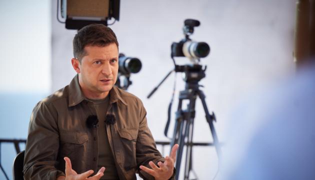 Zelensky compara su presidencia con una startup y llama a otros a que se unan a la política