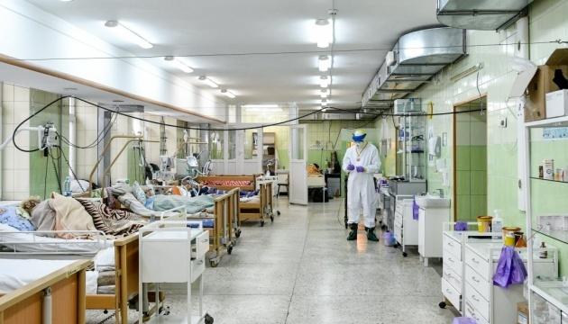 Coronavirus : presque 2 483 000 personnes touchées en Ukraine, dont 12 662 en 24 heures