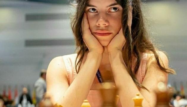 Українка Юлія Осьмак стала віцечемпіонкою Європи з шахів