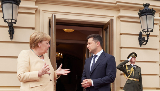 Zelensky on weapons for Ukraine: We know how Germany could help