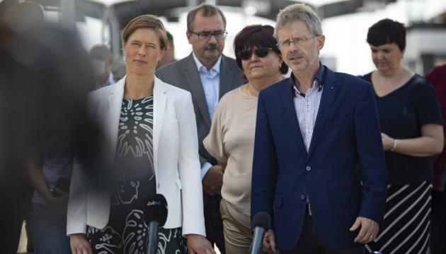 「クリミアは脱占領される。私たちには忍耐力がある」=エストニア大統領