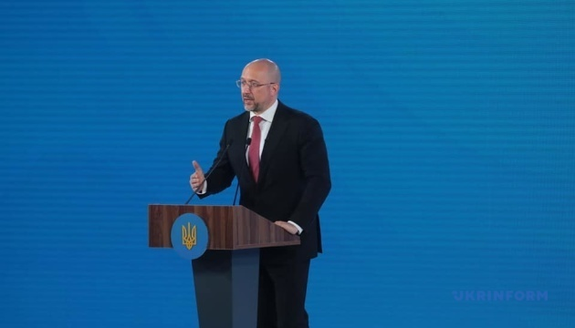 PM Shmyhal: Damage from Russia's occupation of Crimea estimated at over $100 B