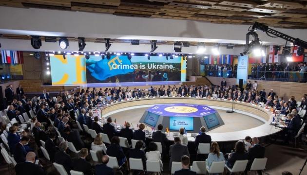 Büro der Krim-Plattform in Kyjiw eröffnet