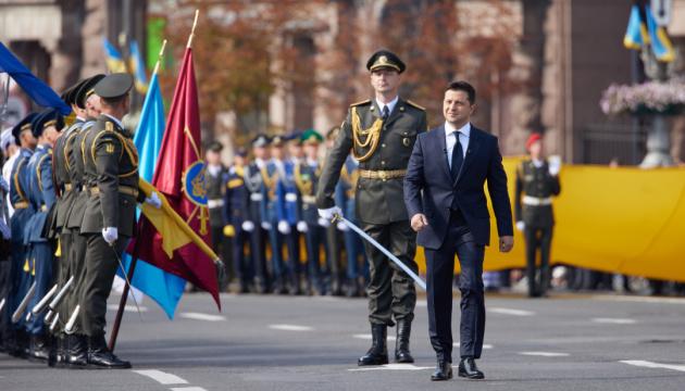 ゼレンシキー大統領、ウクライナの多様性と団結を強調