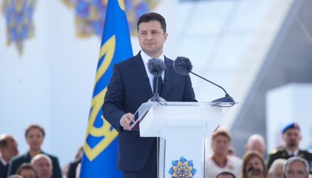 国籍を与えても、ウクライナ人の心は奪えない=ゼレンシキー大統領、被占領地住民につき発言