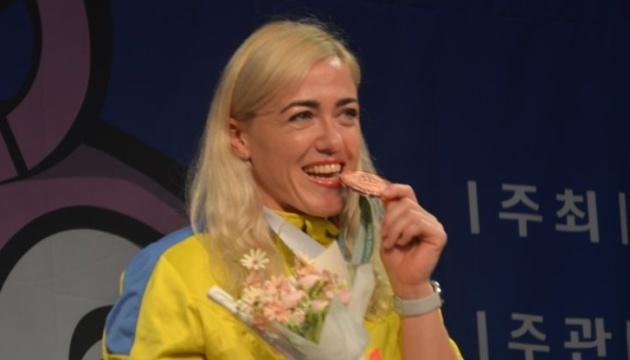 Ucrania gana su primera medalla de los Juegos Paralímpicos 2020
