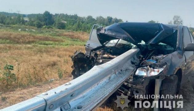 Verkehrsunfall bei Poltawa mit zwei Todesopfern und verletztem Kind