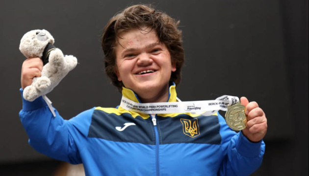Paralympics 2020 in Tokio: Marjana Schewtschuk holt Gold bei Powerlifting