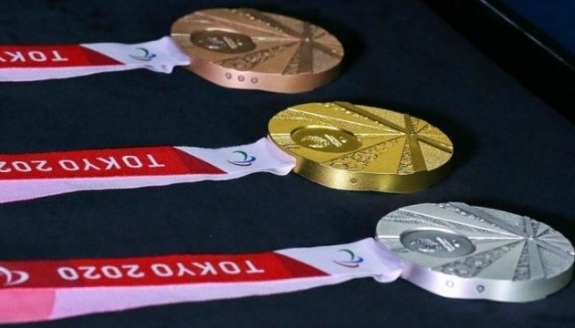 54 - столько медалей завоевала Украина за шесть дней Паралимпиады