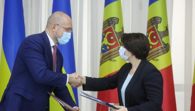 Ucrania y Moldavia modifican el Tratado de Libre Comercio