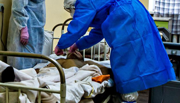 Coronavirus en Ukraine : 9 846 nouvelles contaminations en 24 heures