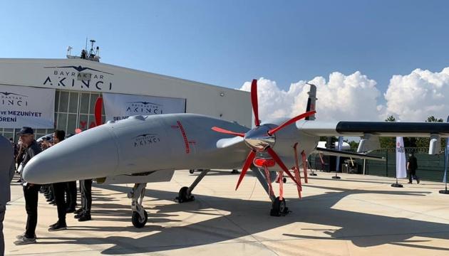 ウクライナエンジン搭載のトルコ新型無人機アクンジュ、トルコ軍に配備