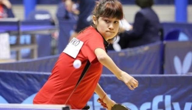 Теннисистка Литовченко выиграла «золото» Паралимпиады-2020, у Дидуха - «серебро»