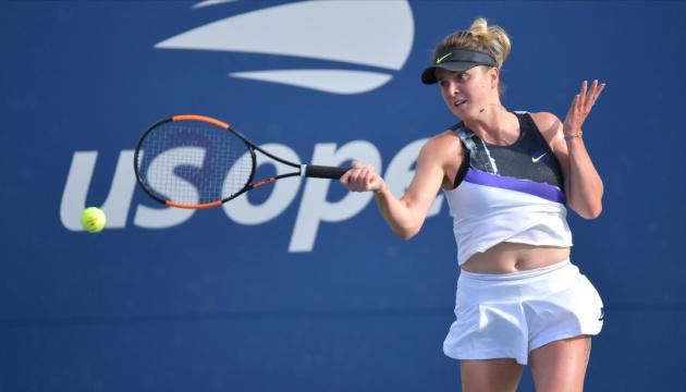 Свитолина, Ястремская и Калинина выступят в первый день US-Open