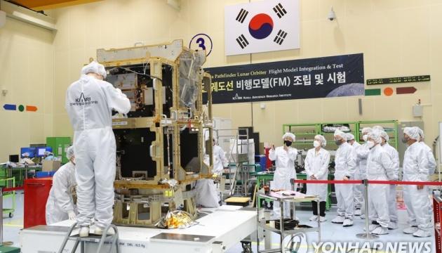 Южная Корея готовит миссию на Луну