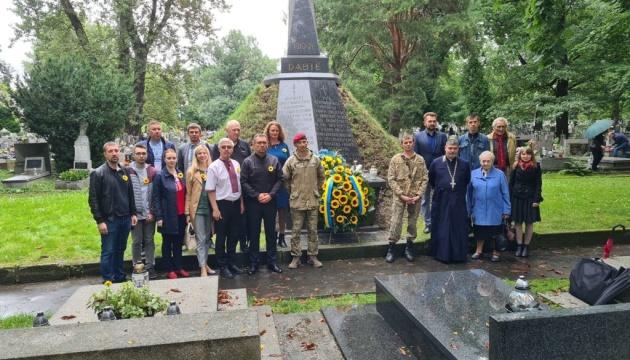 У Польщі діаспора взяла участь у вшануванні Дня пам'яті захисників України