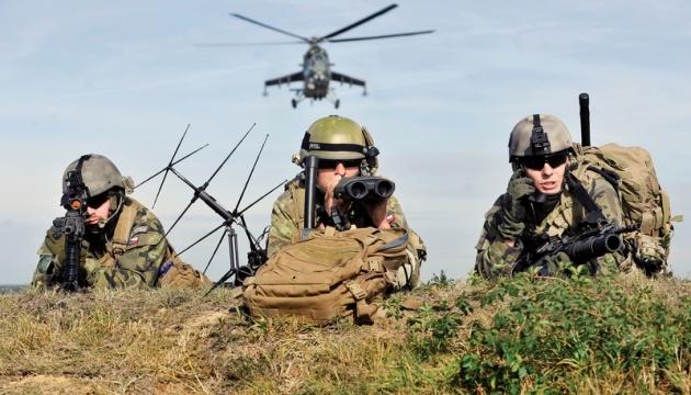 У Чехії починаються навчання НАТО