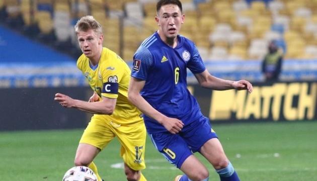 Букмекеры дали прогноз на футбольный матч Казахстан - Украина