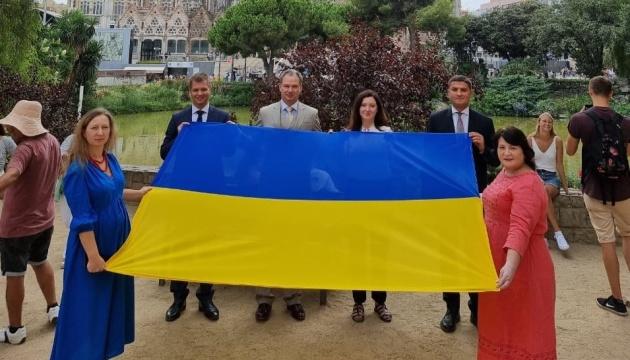 У Соборі Саграда Фамілія запустили україномовний аудіогід