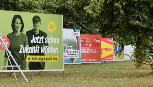 Парламентські вибори в Німеччині: Дебати на трьох і показова політкоректність