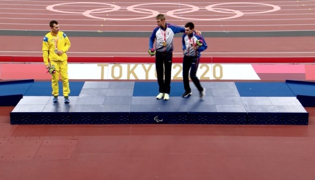 Українець відмовився від фото з представниками ПКР на нагородженні Паралімпіади