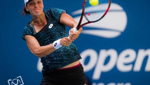 Калинина обыграла египтянку Шериф на старте US-Open-2021