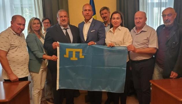 СКУ провів зустріч з Меджлісом Кримськотатарського народу
