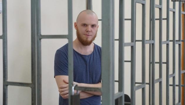 Здоров'я політв'язня РФ Лимешка погіршилося після примусової вакцинації - Денісова