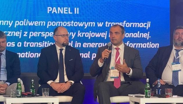 Makogon: Ucrania y Polonia tienen todas las oportunidades para crear un centro de gas conjunto