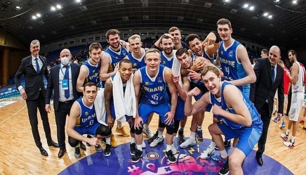 Украинские баскетболисты узнали соперников в отборе чемпионата мира