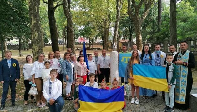 У Португалії діаспора вшанувала пам'ять загиблих захисників України