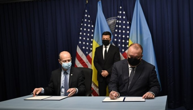 Energoatom, Westinghouse sign memorandum on construction of power units - Zelensky