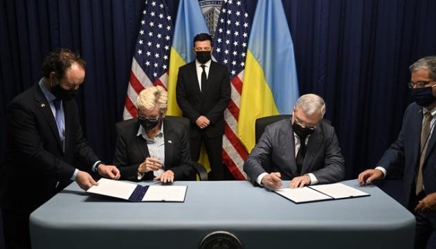 Украина и США начали стратегический диалог в сфере энергетики и климата - Зеленский