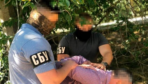 Контрразведка задержала боевика, который помогал России оккупировать Крым