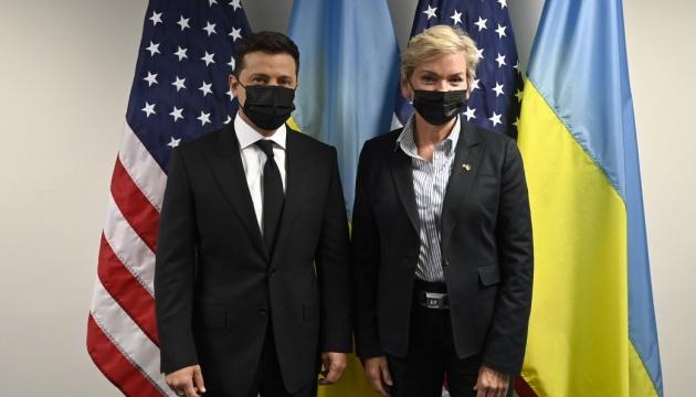 Зеленский на встрече с министром энергетики США: Российский газ - самый грязный в мире