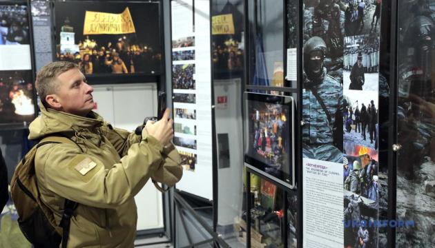 В сентябре в Киеве состоится 15 бесплатных экскурсий о Революции Достоинства