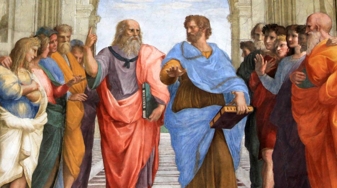 Софісти мандрували з міста в місто і читали лекції