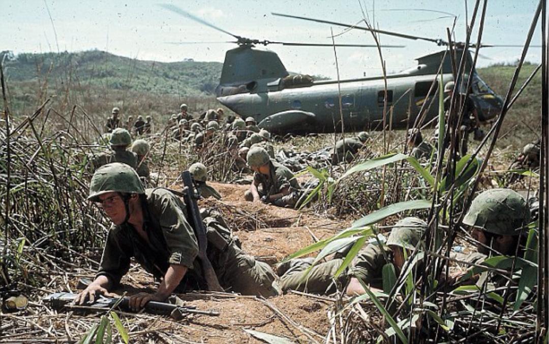 Загалом через В'єтнам пройшли понад 2 мільйони американців
