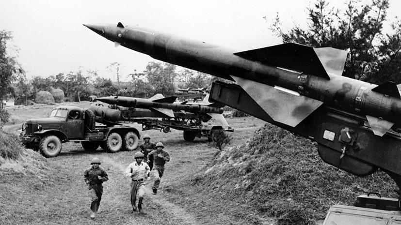 Завдяки Китаю і СРСР ефективність північно-в'єтнамських ПВО зростала на очах
