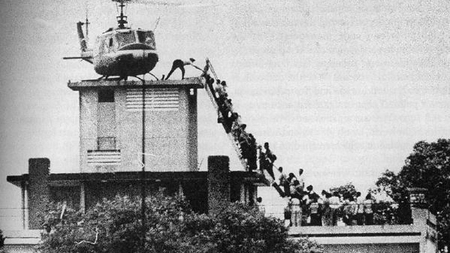 Евакуація з Сайгона 1975-го дуже схожа на Кабул 2021-го