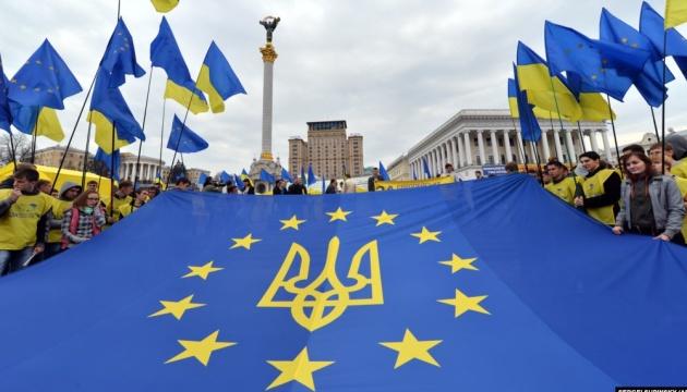 Вектор економічного розвитку і політичної та ідеологічної орієнтації України на західну цивілізацію заданий абсолютно правильно